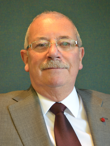 Councillor Kevin Richards (PenPic)