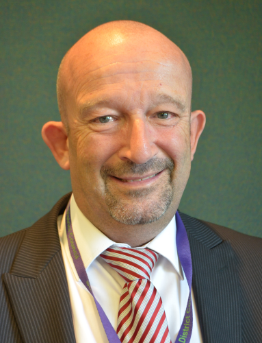 Councillor Neil Tilley (PenPic)