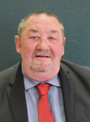 Councillor Mick Mulgrew (PenPic)
