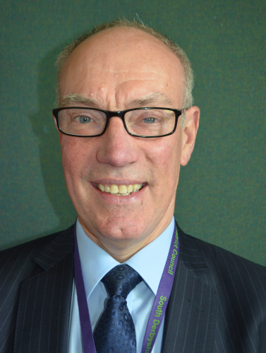 Councillor Peter Smith (PenPic)